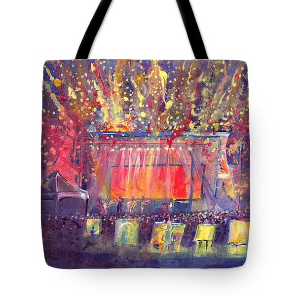 Groundation At Arise Music Festival Tote Bag