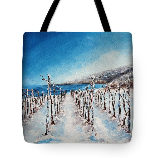Grounded Tote Bag by Meaghan Troup
