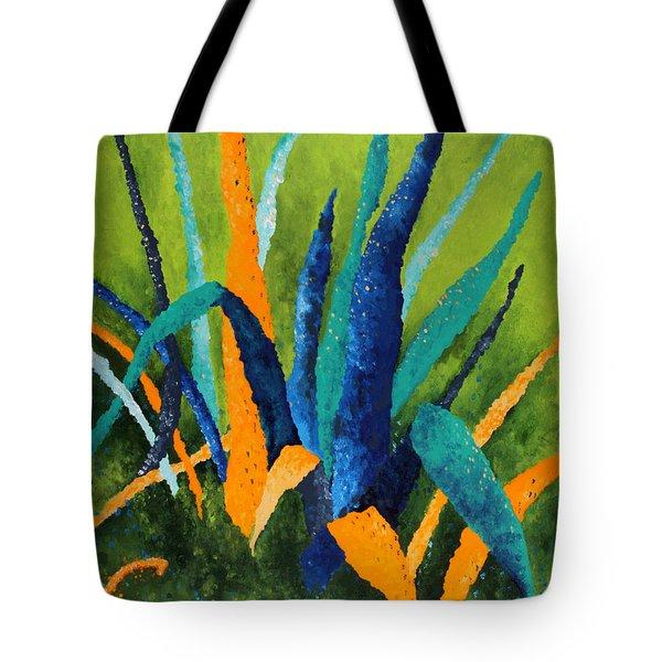 Grow 1 Tote Bag by Michelle Boudreaux