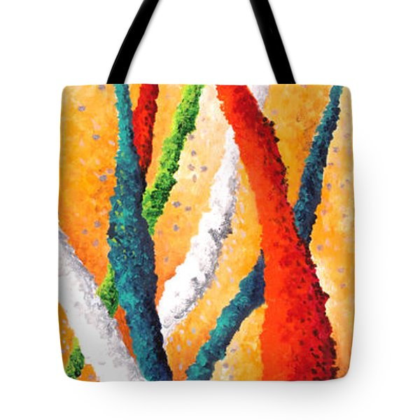 Grow 2 Tote Bag by Michelle Boudreaux