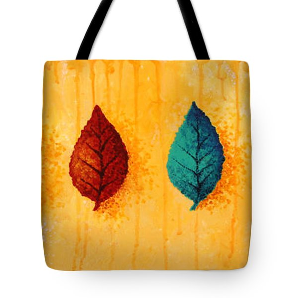 Grow 3 Tote Bag by Michelle Boudreaux
