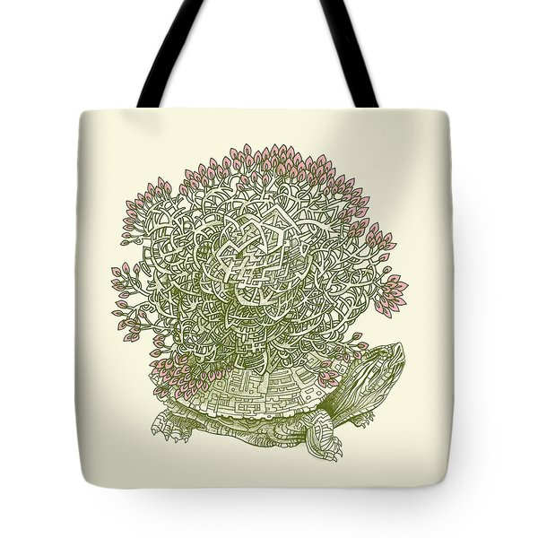 Grow Tote Bag by Eric Fan
