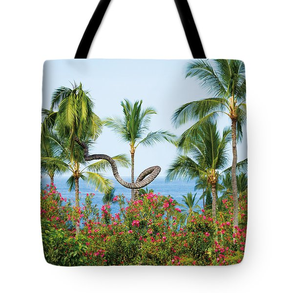 Grow Your Own Way Tote Bag by Denise Bird
