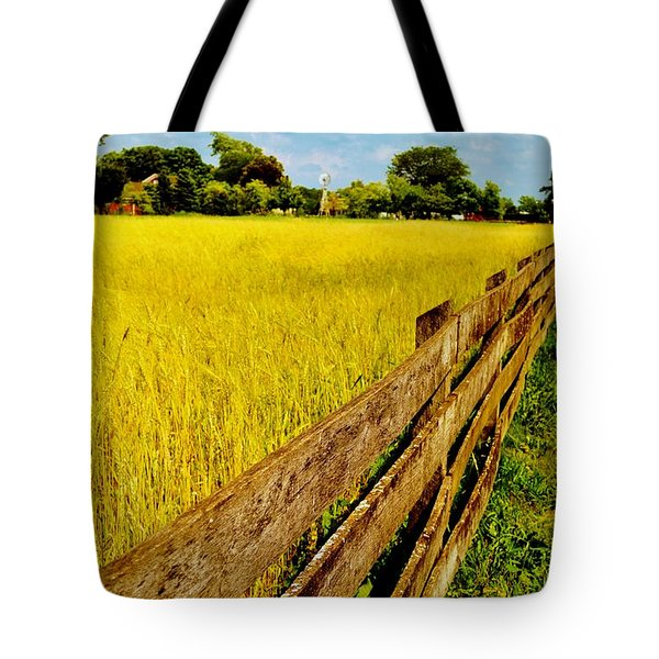 Growing History Tote Bag