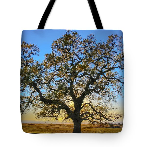 Growing In Life Tote Bag
