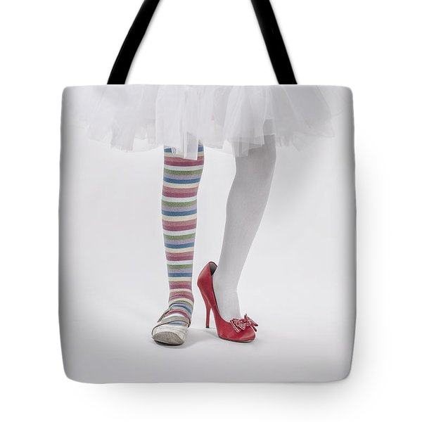 Growing Up Tote Bag by Joana Kruse
