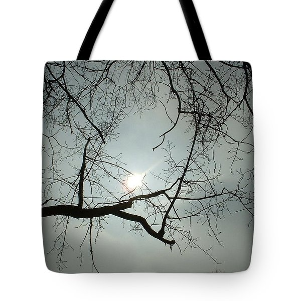 Grown In Cold Light Tote Bag