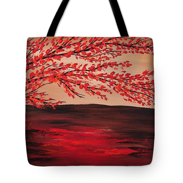Growning Down To The Water Tote Bag