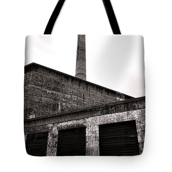 Grungy Grundy Tote Bag