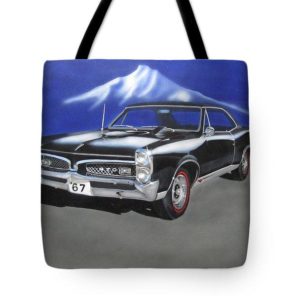 Gto 1967 Tote Bag