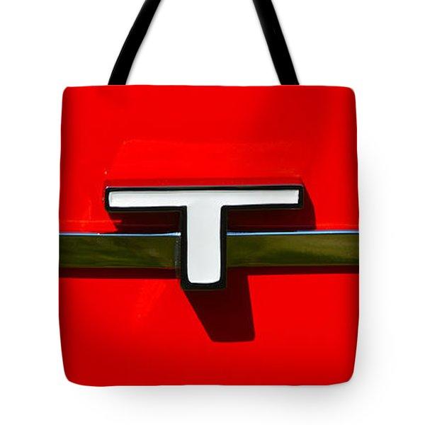 Gto Badge Tote Bag