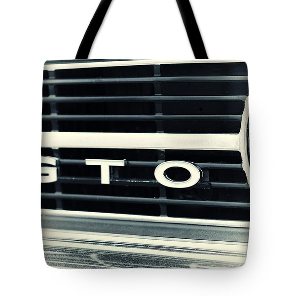 GTO Tote Bag by Karol Livote