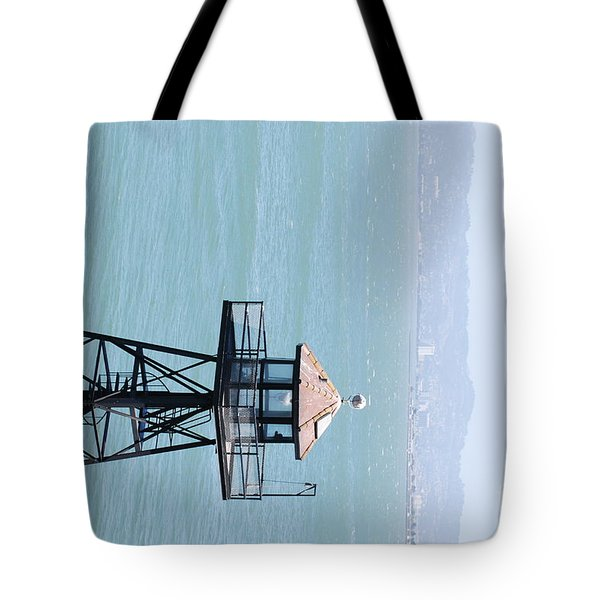 Guard Stand Tote Bag