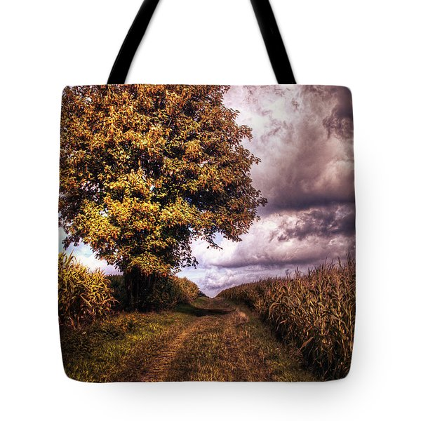 Guardian Of The Field Tote Bag by Daniel Heine