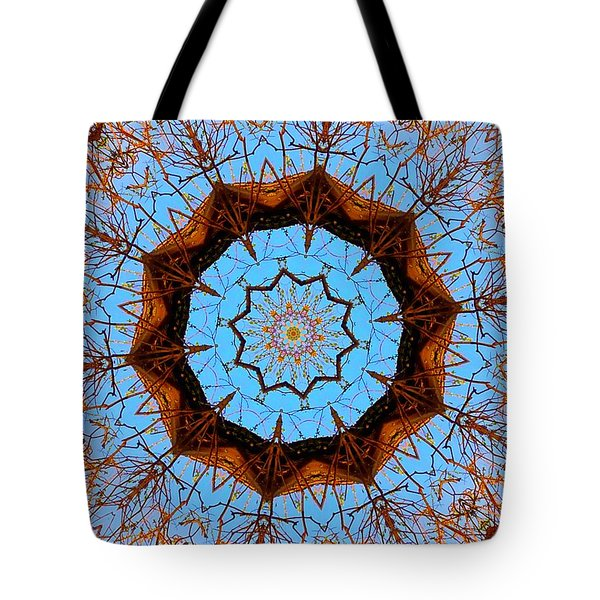 Tote Bag featuring the photograph Guardian Of The Forest by Gigi Dequanne