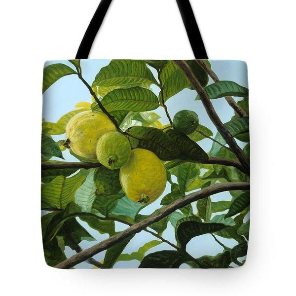 Guava Tote Bag
