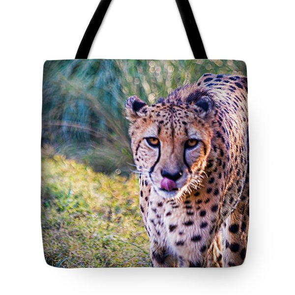 Guess Whose Hungry Tote Bag by Tim Stanley