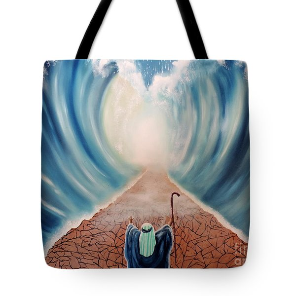 Guidance Tote Bag by Dianna Lewis