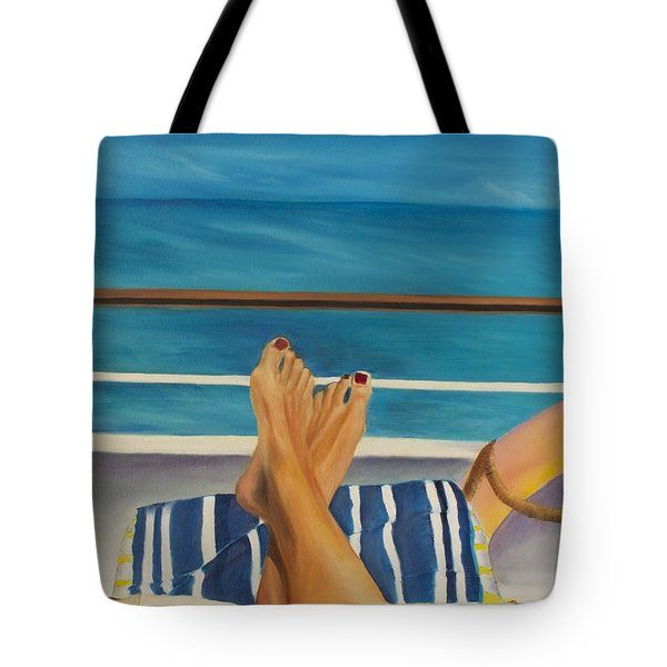 Guided By Your Dreams Tote Bag by Marcel Quesnel