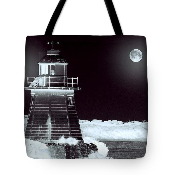 Guiding Lights Tote Bag by Holly Kempe