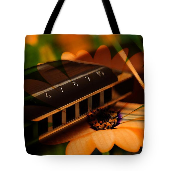Guitar Dream Tote Bag by Marvin Blaine