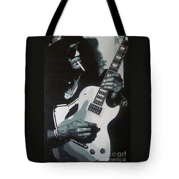 Guitar Man Tote Bag by ID Goodall