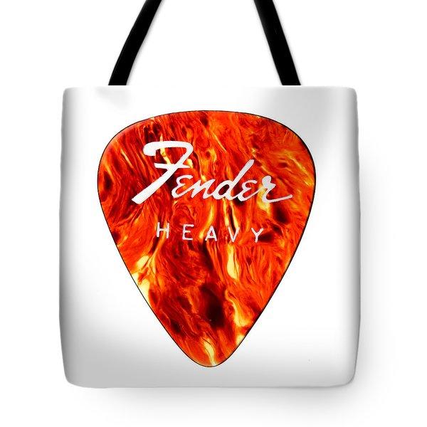 Guitar Pick Tote Bag