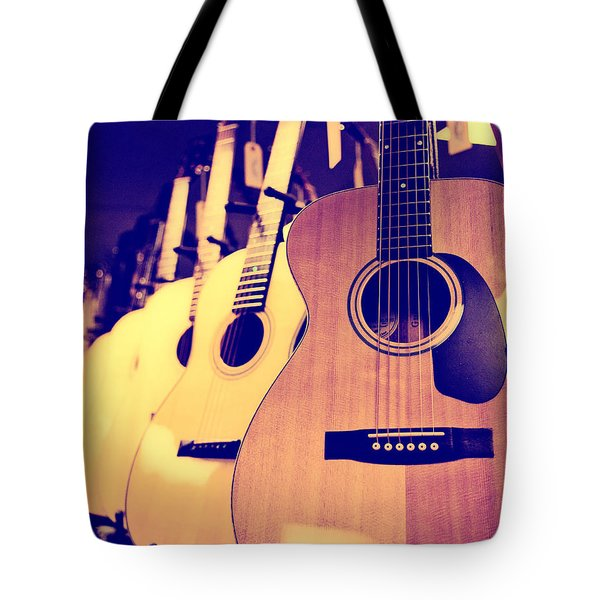 Guitars For Sale Tote Bag