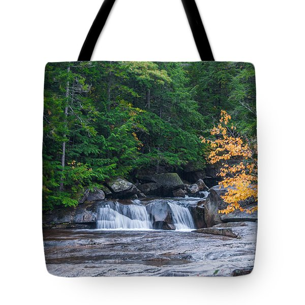 Gulf Hagas Brook Tote Bag by Guy Whiteley
