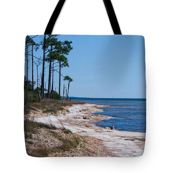 Gulf Island National Seashore 2 Tote Bag