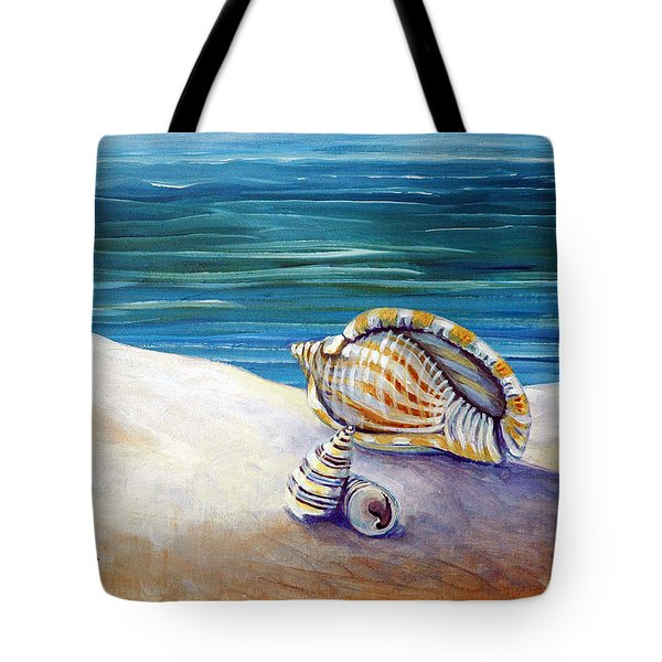 Gulf Shores And Shells II Tote Bag