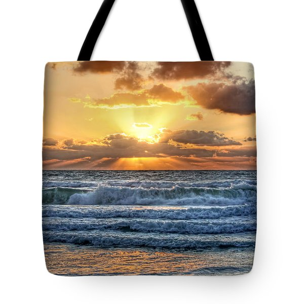 Gulf Waters Tote Bag