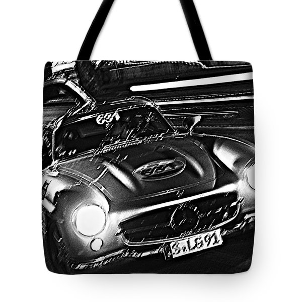 Gullwing In Rome Tote Bag