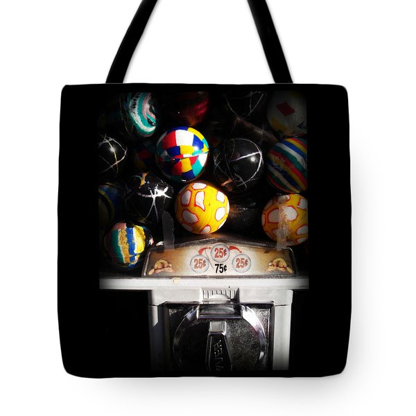 Series - Gumball Memories 1 - Iconic New York City Tote Bag by Miriam Danar