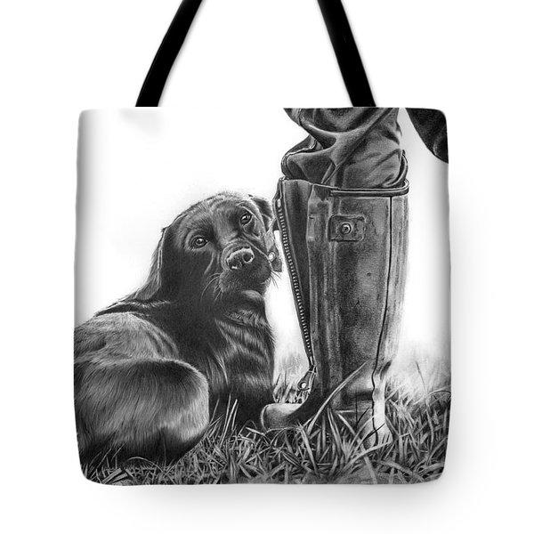 Gun Dog Tote Bag