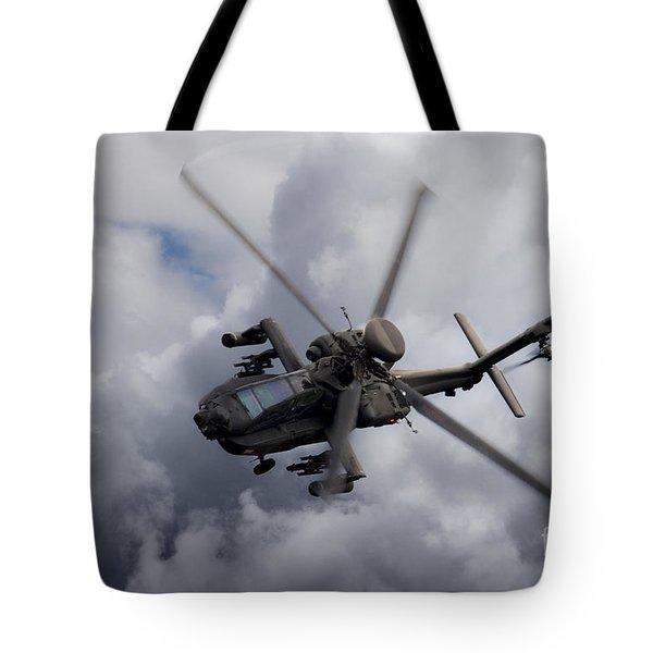 Gunship  Tote Bag