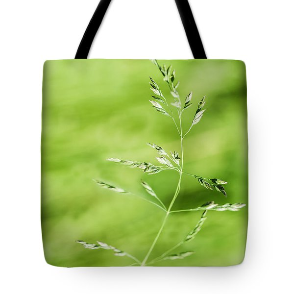 Gust Of Wind - Featured 3 Tote Bag by Alexander Senin