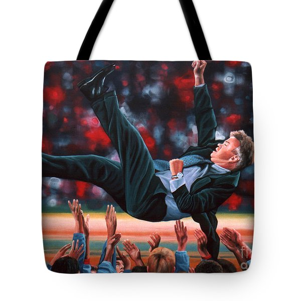 Guus Hiddink Tote Bag