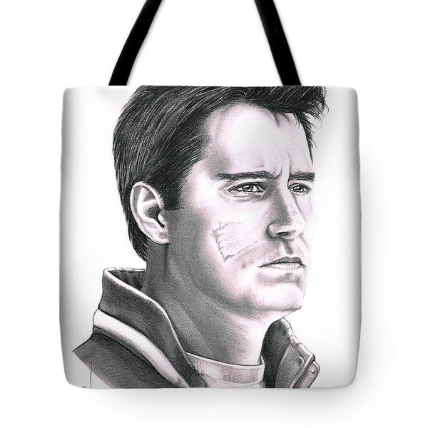 Guy Boucher Tote Bag by Murphy Elliott