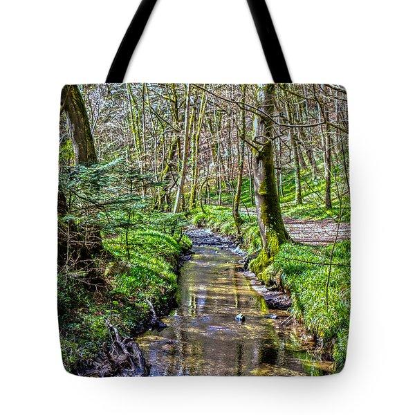 Gweek Woods Tote Bag