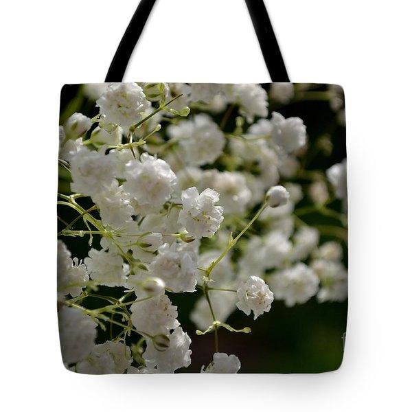 Gypsophilia Tote Bag