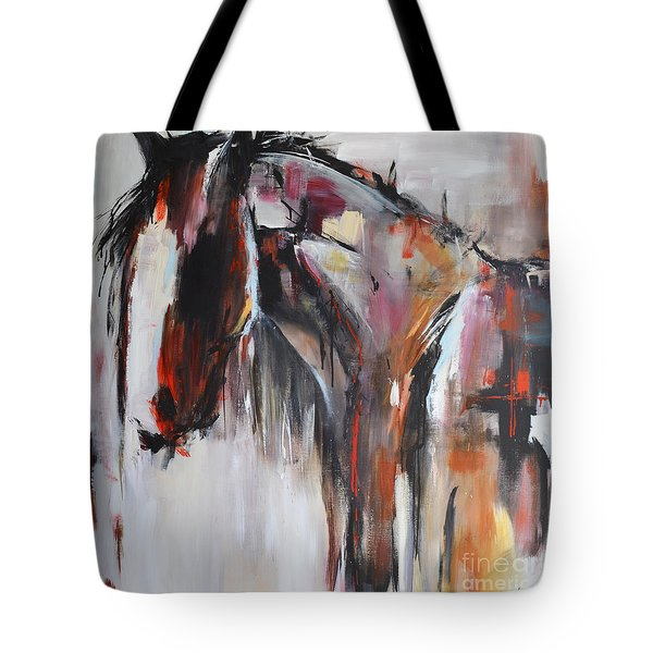 Gypsy Tote Bag by Cher Devereaux