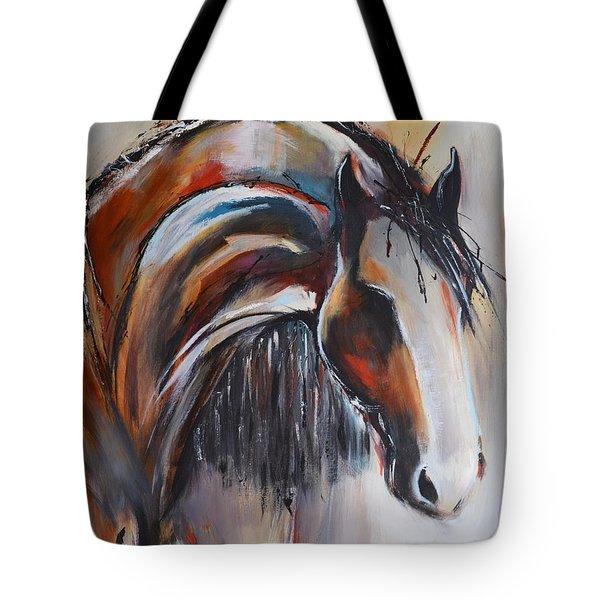 Gypsy II Tote Bag by Cher Devereaux
