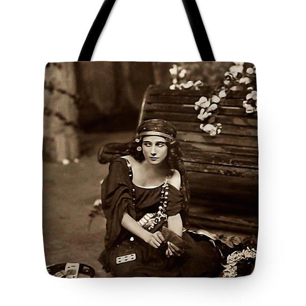 Gypsy Tote Bag by Bill Cannon