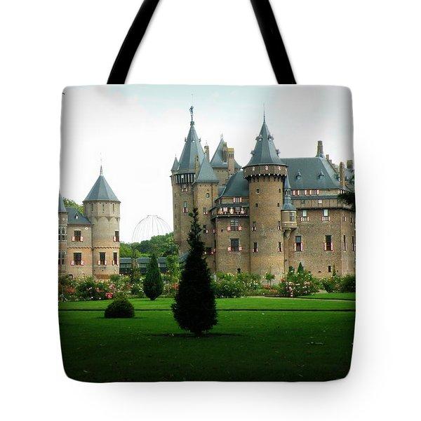 Haar Castle Tote Bag