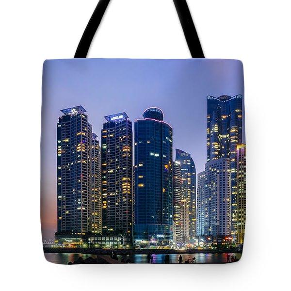 Haeundae Tote Bag