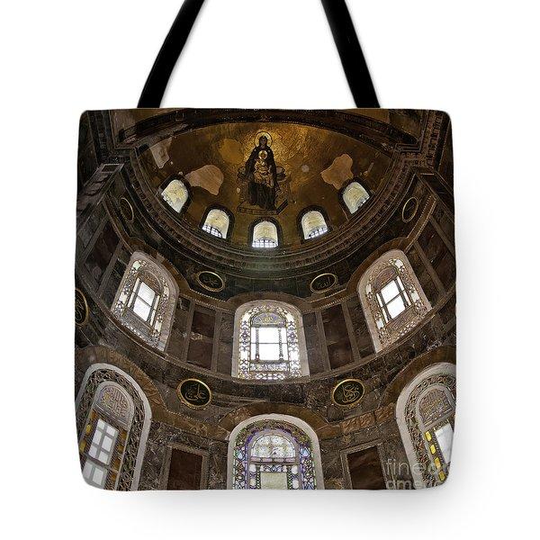 Hagia Sofia Interior 06 Tote Bag