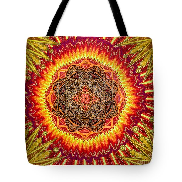 Hail To My African Sun Tote Bag