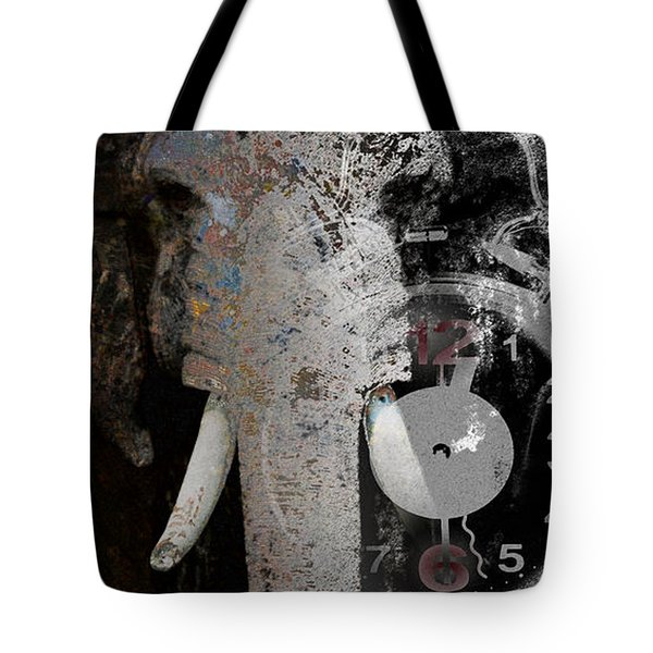 Half Past Extinction Tote Bag