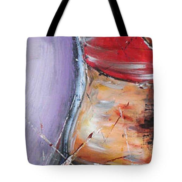 Halfway Back Tote Bag by Lucy Matta - LuLu